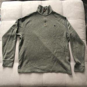 Polo 1/4 zip Sweater